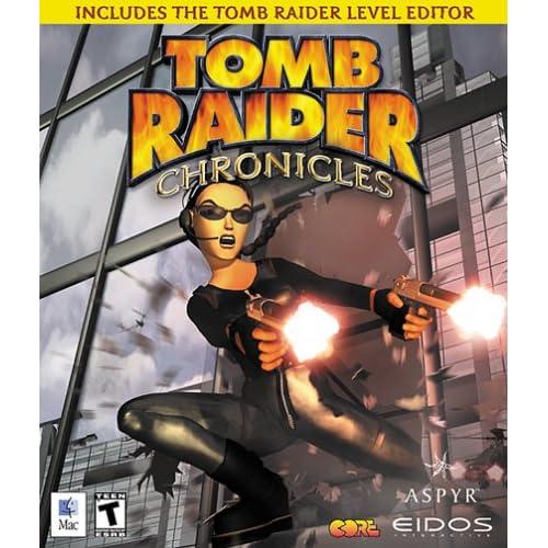 [Mac] Tomb Raider: Chronicles