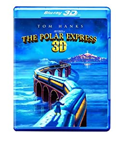 The Polar Express Single Disc Blu-ray 3dblu-ray Combo by Warner Home Video