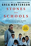Stones into Schools: Promoting Peace with Books, Not Bombs, in Afghanistan and Pakistan [ハードカバー] / Greg Mortenson (著); Viking Adult (刊)