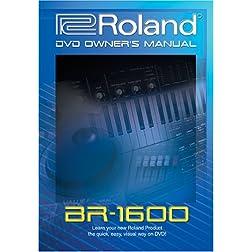 Roland (Boss) BR-1600 DVD Video Training Tutorial Help
