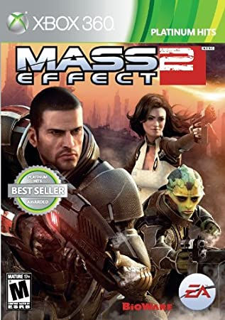 Mass Effect 2 Platinum Hits