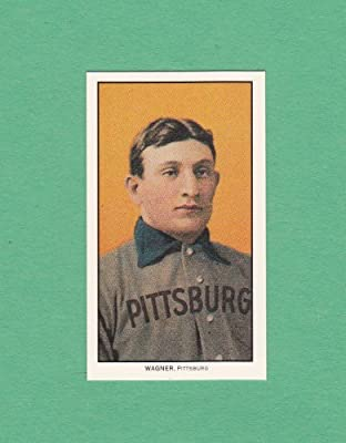 Honus Wagner 1909 T206 Piedmont Tobacco Reprint Card (Pittsburgh Pirates)