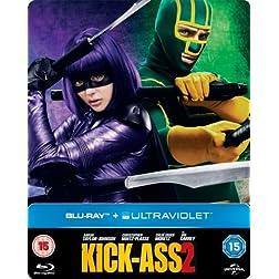 Kick-Ass 2 - Import [Blu-ray]