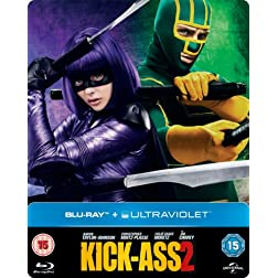 Kick-Ass 2 - Import [Blu-ray]