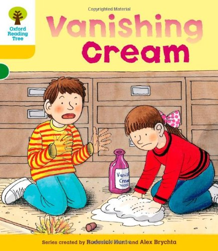Vanishing Cream (Oxford Reading Tree)
