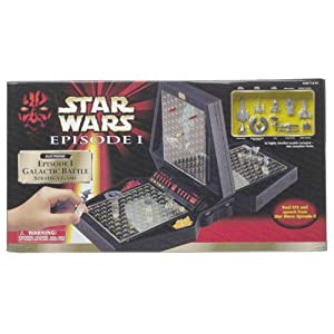 Star Wars Battleship game!
