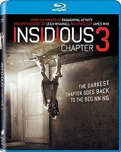 Insidious: Chapter 3 (Blu-ray + Ultraviolet)