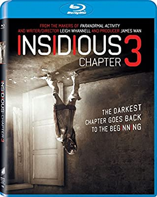 Insidious: Chapter 3 (Blu-ray + Ultraviolet)