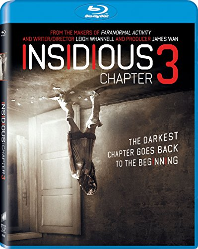 Blu-ray : Insidious: Chapter 3 (Ultraviolet Digital Copy, Widescreen, Dolby, AC-3, )