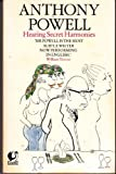 Hearing Secret Harmonies (Flamingo) (0006540562) by ANTHONY POWELL