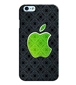 Clarks Apple Inpsired Hard Plastic Printed Back Cover/Case For Apple iPhone 6 Plus