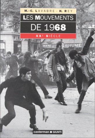Les Mouvements de 1968