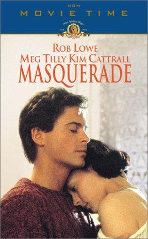 Masquerade - Ein tödliches Spiel [VHS]