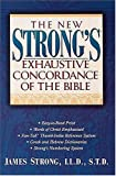 The New Strong's Exhaustive Concordance Of The Bible (078520931X) by James Strong