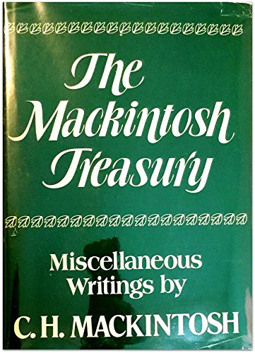 Mackintosh Treasury: Miscellaneous Writings