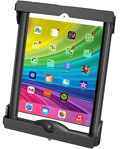 RAM Mounts (RAM-HOL-TABL20U) Locking Cradle Tab-Tite Cradle for iPad Air With Case