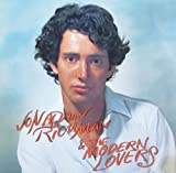 JONATHAN RICHMAN & MODERN LOVERS jonathan richman & the modern lovers LP