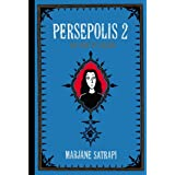 Persepolis 2: The Story of a Return ~ Marjane Satrapi