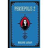 Persepolis 2: The Story of a Return ~ Marjane Satrapi