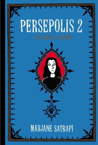 Persepolis Amp Persepolis 2 By Marjane Satrapi Teen Ink
