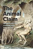 The Animal Claim: Sensibility and the Creaturely Voice