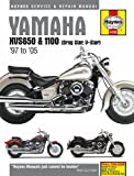 Yamaha XVS650 & XVS1100 Drag Star V-Star 1997-2005 Haynes Manual