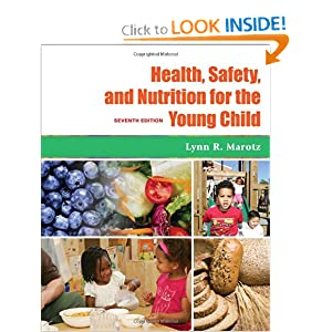 51M3LtppORL. BO2,204,203,200 PIsitb sticker arrow click,TopRight,35, 76 AA300 SH20 OU01  Health, Safety, and Nutrition for the Young Child, 7th Edition [Paperback]