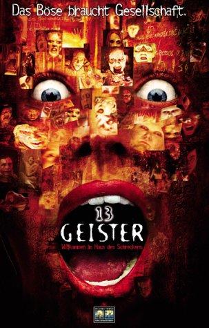 13 Geister [VHS]