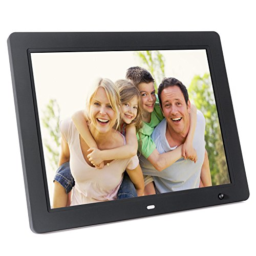 Photomate-15-inch-Hi-Resolution-Digital-Picture-Frame-with-Motion-Sensor-4GB-Built-in-Memory
