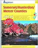 img - for Somerset/Hunterdon/Mercer Counties, New Jersey (Hagstrom Somerset/Hunterdon/Mercer County Atlas) book / textbook / text book