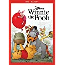 Winnie The Pooh Movie (Two-Disc Blu-ray / DVD Combo in DVD Packaging)