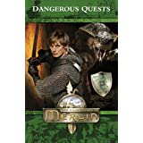 Merlin: Dangerous Quests (Merlin (younger readers))by Jacqueline Rayner