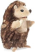 Folkmanis Baby Hedgehog Hand Puppet Plush