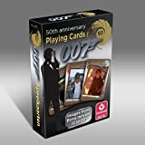 007 James Bond 50th Anniversary Movies 12-22 Playing Cards