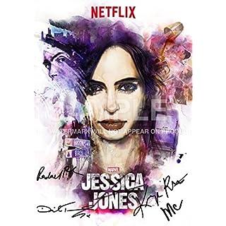Jessica Jones Autographs