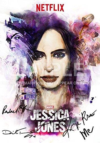 Jessica Jones Autograph