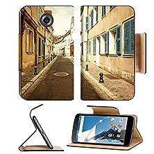 buy Msd Motorola Google Nexus 6 Flip Pu Leather Wallet Case Vintage Antique Village In France Europe Image 24264566