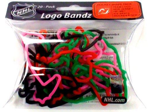 NHL New Jersey Devils Logo Bandz