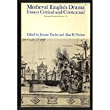img - for Medieval English Drama Essays Critical and Contextual (Patterns of Literary Critical) book / textbook / text book
