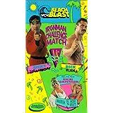 WCW Beach Blast [VHS] ~ Rick Steiner