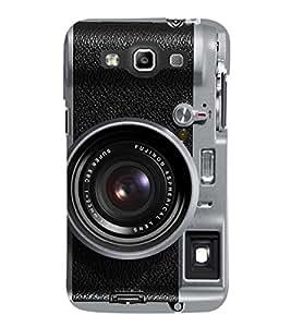 EPICCASE Fuji Camera Mobile Back Case Cover For Samsung Galaxy Quattro (Designer Case)