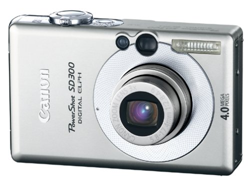 51M3WD7TP5L Canon Powershot SD20 5MP Ultra Compact Digital Camera (Garnet)