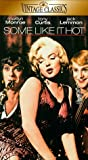 Some Like It Hot [VHS] [Import]