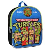 Nickelodeon Teenage Mutant Ninja Turtles TN23551 10 inch Boys Mini Backpack
