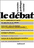 echange, troc Collectif - Le Débat, numéro 117, novembre-décembre 2001