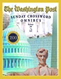 img - for The Washington Post Sunday Crossword Omnibus, Volume 3 book / textbook / text book