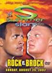 WWE SummerSlam 2002 - Rock vs. Brock