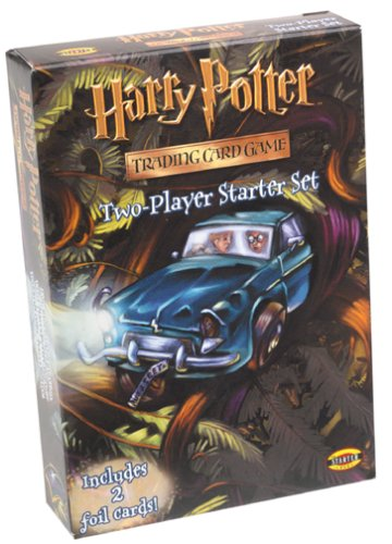 Harry Potter Two Player Starter Set Trading Card Game - Buy Harry Potter Two Player Starter Set Trading Card Game - Purchase Harry Potter Two Player Starter Set Trading Card Game (Wizards of the Coast, Toys & Games,Categories,Games,Card Games,Collectible Trading Card Games)