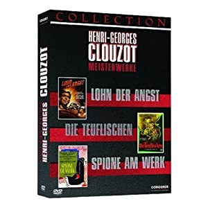 Henri-Georges Clouzot Collection (Dvd) [Import allemand]