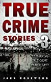 img - for True Crime Stories Volume 3: 12 Shocking True Crime Murder Cases (True Crime Anthology) book / textbook / text book
